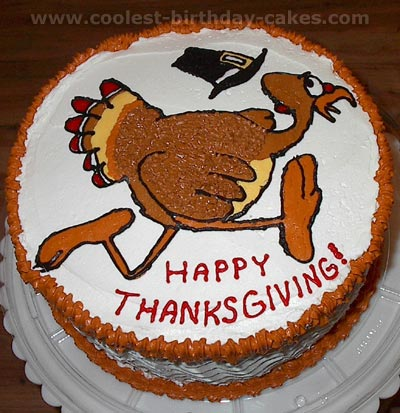 Simple Cake Ideas For Thanksgiving : Happy Thanksgiving Musings of a Thoughtful Conservative